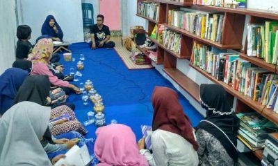 BCCF Siapkan Penulis Cerita Anak Daru Perpus Halaman Indonesia. (FOTO: NUSANTARANEWS.CO/BCCF)