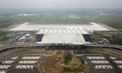 Bandar Udara Internasional Kertajati dibangun oleh Badan Usaha Milik Daerah (BUMD) Provinsi Jawa Barat. (Foto: Dokumentasi BIJB)