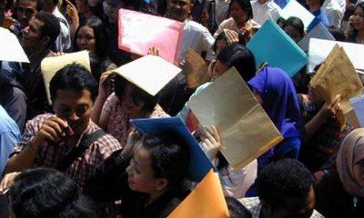 Para pencari kerja. (Foto: Ilustrasi/Istimewa)