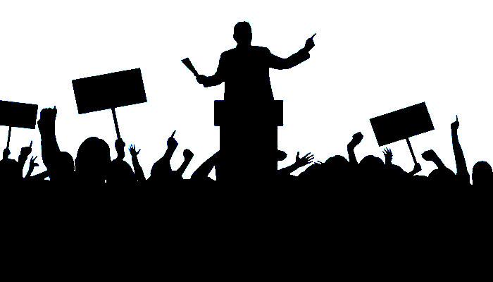 Santun dalam berpolitik. (Foto: Ilustrasi/Net)