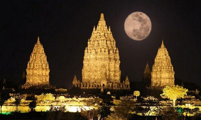 bola dan mata - cerpen ruly r. Ilustrasi: Candi Prambanan (FOTO: NUSANTARANEWS.CO)