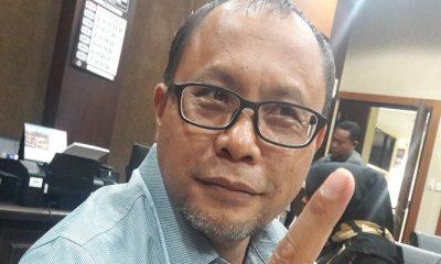 Anggota Komisi E DPRD Jatim Artono merasa di-PHP oleh Kadiknas Jatim terkait janji rehab gedung sekolah. (Foto: Setya/NusantaraNews)
