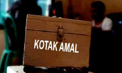 Curi Kotak Amal di Masjid Dua Pemuda Ditangkap Polisi