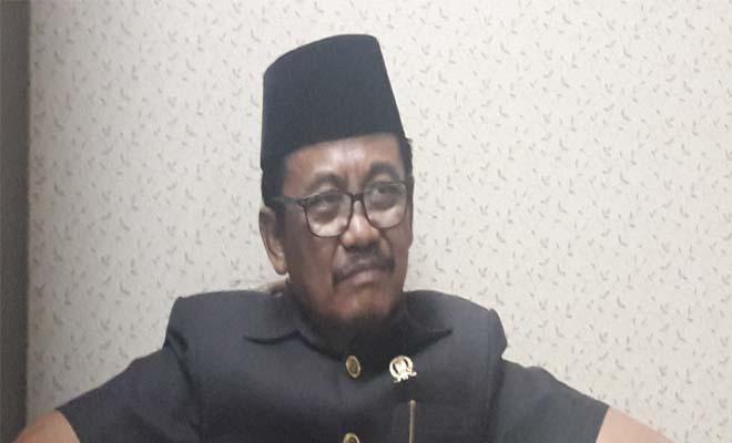 Politisi Partai Gerindra sekaligus anggota Komisi B DPRD Jawa Timur Noer Soetjipto. (Foto: Setya/NusantaraNews)