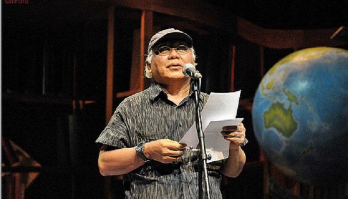 Indonesia Berduka: Sastrawan Danarto Meninggal Dunia Akibat Ketabrak Motor. (FOTO: NUSANTARANEWS.CO/Ist)