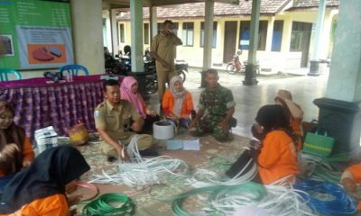 Dinas Sosial Madiun Berdayakan Ibu Rumah Tangga Melalui Program Kerajinan Tangan