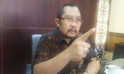 Anggota DPRD Jawa Timur Komisi C Sahat Tua Simanjuntak menuding PT Panca Wira Usaha (PWU) Jawa Timur gagal menjalankan rencana bisnisnya. (Foto: Setya/NusantaraNews)
