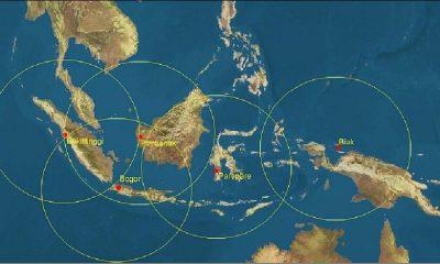 HUT TNI AU ke-72, Sektor Udara Harus Jadi Perhatian Serius