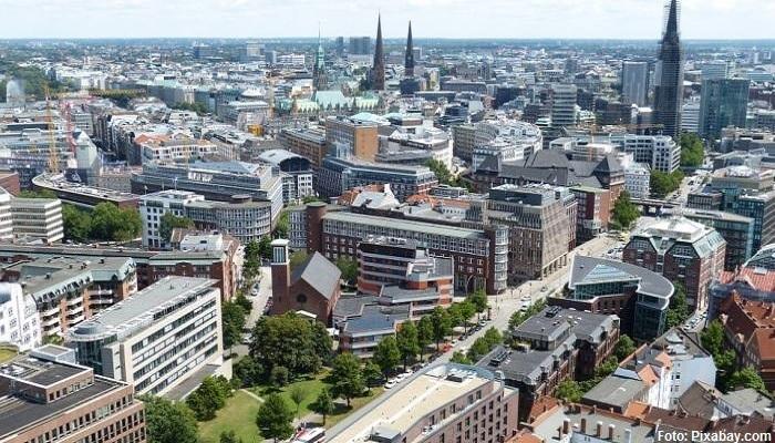 Hamburg, Jerman
