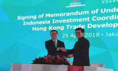 Hong Kong-Shanghai Perkuat Kolaborasi Infrastruktur di Indonesia Melalui Inisiatif Belt and Road