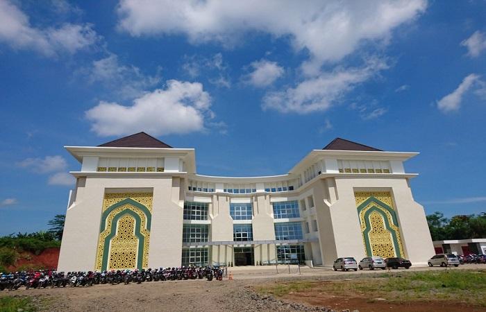 Gedung SBSN IAIN Pekalongan. (Foto: Dok. Kemenag)