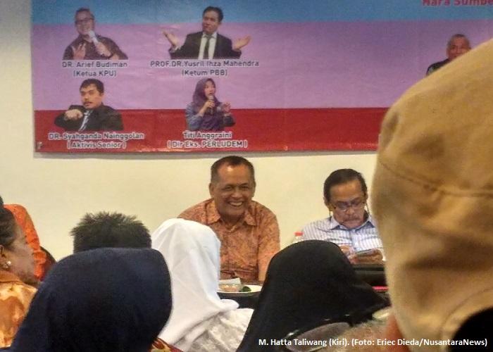 Direktur Institut Soekarno Hatta. NUSANTARANEWS
