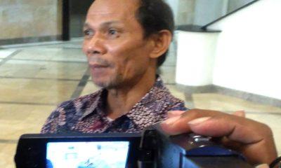 Pengamat Politik Ekonomi Indonesia, Ichsanuddin Noorsy (Foto Romandhon/Nusantaranews)