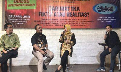 Indonesia Sudah Berada dalam AFTA, Banjir TKA Dinilai Hal Biasa