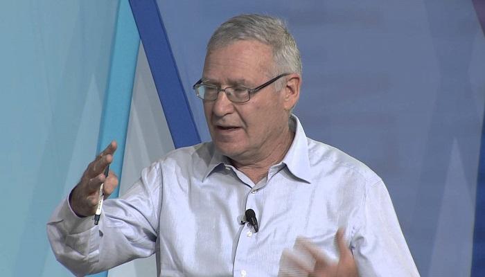 Amon Yadlin, mantan intelijen militer Israel.