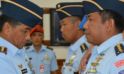 Jabatan Kadisops Lanud Iswahyudi Digantikan Kolonel Pnb Onesmus Gede Rai Aryadi