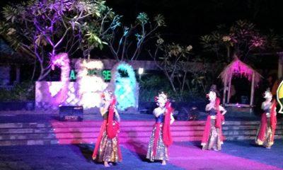 Mahasiswa seluruh Jawa Tengah menggelar kegiatan Java Ethnic Artnival (JEA) 2018 di Yogyakarta, Sabtu (21/4). (Foto: Nike Nurjannah)