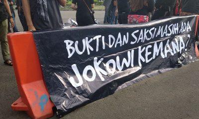 Kasus Novel, JSKK Bukti dan Saksi Masih ada, Jokowi Kemana. (FOTO: NUSANTARANEWS.CO)