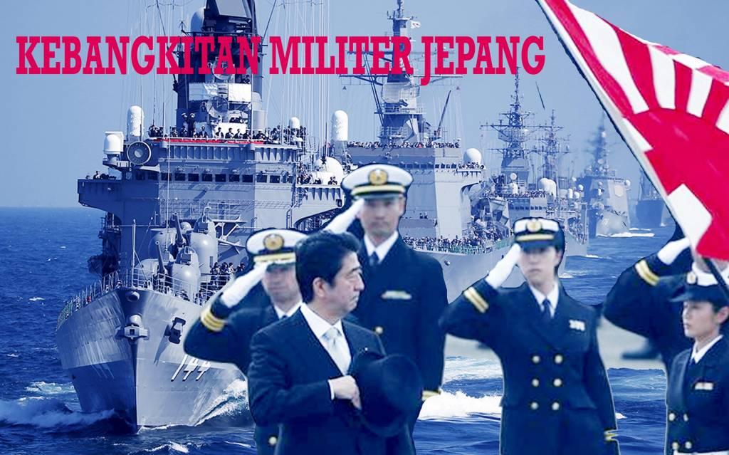 Kebangkitan Militer Jepang