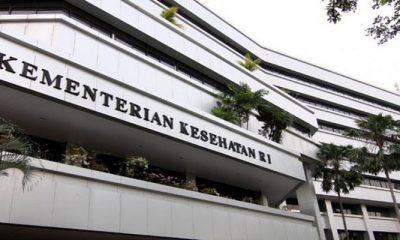 Gedung Kementerian Kesehatan (Kemenkes). (Foto: Setkab)