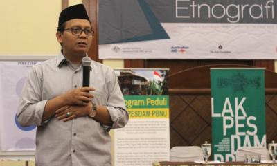 Ketua Lakpesdam PBNU, Rumadi Ahmad. (FOTO: NU Online)