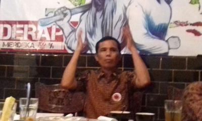 Pejabat Bermental Rent Seeking Mengancam Nawacita Jokowi. (FOTO: NUSANTARANEWS.CO)