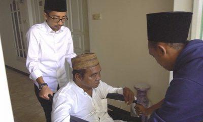 Kiai Sepuh NU Turun Gunung Datangi DPW PKB Jatim. (FOTO: NUSANTARANEWS.CO/NFD)