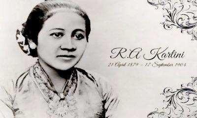 Kidung Kartini - Puisi HM Nasruddin Anshoriy Ch