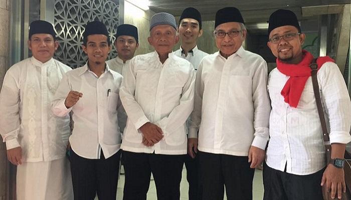 Kokam Pemuda Muhammadiyah Substansi Pesan Amien Rais adalah Amar Ma'ruf Nahi Mungkar. (FOTO: NUSANTARANEWS.CO)