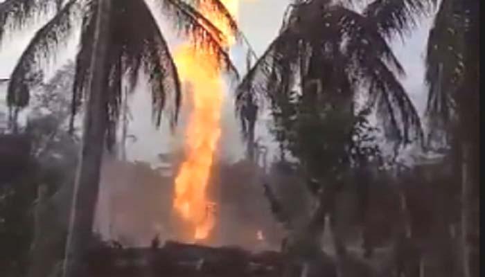 Korban Jiwa Kabakaran Sumur Bor Minyak di Aceh Timur Terus Bertambah