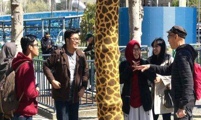 Mahasiswa UIN Makasar Ikuti Indonesia NEXT Telkomsel di San Fransisco