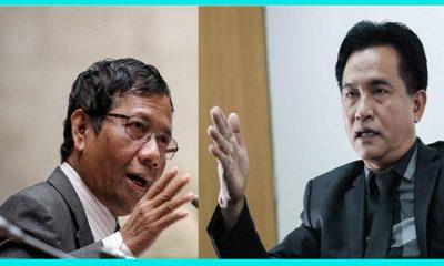 Tersenggol Yusril soal SBY, Mahfud MD Ungkap Sejarah Lahirnya Pilkada Langsung. (FOTO: NUSANTARANEWS.CO)