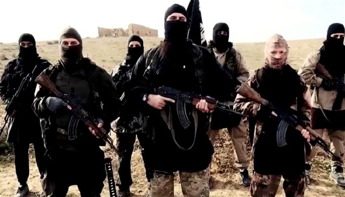 Kelompok teroris dan ISIS