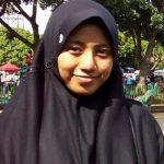 Nia Nur Pratiwi, Sisi Humanisme Bahasa; sebuah esai. (Foto: Dok. Pribadi)