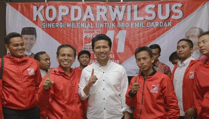 Menyatakan dukungannya kepada pasangan Khofifah-Emil di Pilgub Jatim 2018, Partai Solidaritas Indonesia (PSI) bantah telah berikan dukung kepada pasangan Gus Ipul-Puti Guntur. (Foto: Setya/NusantaraNews)