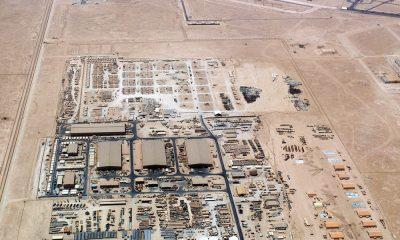 Pangkalan Udara Al Udeid di Qatar (Foto Istimewa/Nusantaranews.co)