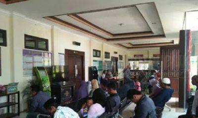 Permohan pernikahan dini di Pengadilan Agama (PA) Kabupaten Sumenep, Madura, Jawa Timur mencapai 55 perkara. (Foto: Mahdi Alhabib/NusantaraNews)