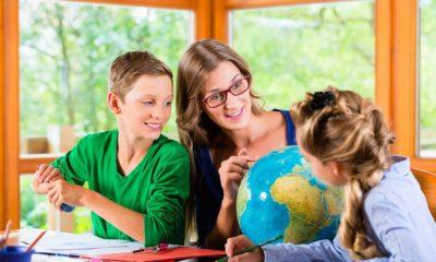 Ilustrasi Homeschooling. (Foto: 123rf/knenon)