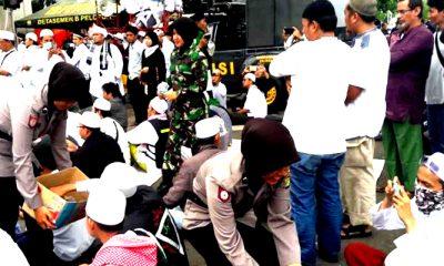 Jokowi: Korps Wanita TNI dan Polwan Semakin Dibutuhkan Masyarakat. (FOTO: NUSANTARANEWS.CO)