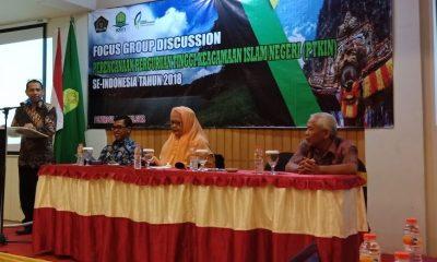 FGD Perencanaan PTKIN se-Indonesia Digelar di Ponorogo (Foto Istimewa/Nusantaranews.co)