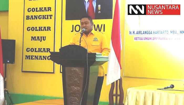Persiapkan Caleg Bebas Korupsi, 400 Fungsionaris Partai Golkar Ikuti Karantina di Jawa Timur