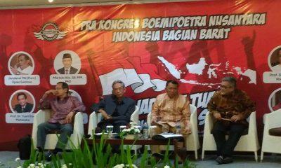 Pra Kongres Boemipoetra Nusantara, Prof Kaelan Jangan Sampai Indonesia Benasib Seperti Singapura