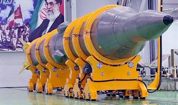Program Rudal Balistik Iran