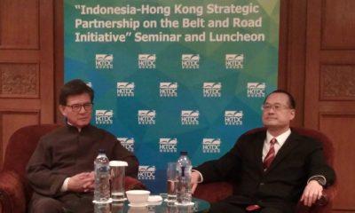 Puluhan Investor Cina dan Hong Kong Tergiur Kerjasasama Perdagangan dengan Indonesia. (FOTO: NUSANTARANEWS.CO/Achmad S)