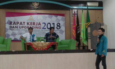 Rektor IAIN Purwokerto sebut Ruhul Ijtihad Spirit Pengembangan Kampus. (NUSANTARANEWS.CO/RB)