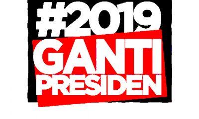 Rumah Gerakan 98 Tuduh Gerindra di Balik Aksi #2019GantiPresiden di Car Free Day