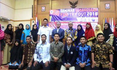 Saran Ketua MPR RI untuk Delegasi Mengajar Bahasa Arab di Malaysia. (FOTO: NUSANTARANEWS.CO/Fahm)