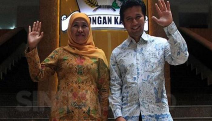 Sebut Menteri Terbaik Jokowi, Khofifah Kembali Mendapat Dukung di Pilgub Jatim. (Foto: Dok. NusantaraNews)