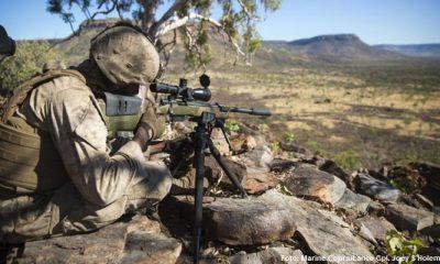 Selamat Tinggal M40, Korp Marinir AS Bakal Ganti Senapan Runduk Baru