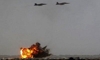 Serangan Israel di Pangkalan Udara Dekat Homs Disebut Atas Perintah AS